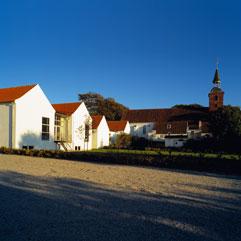 Sognegård ved Ebeltoft Kirke